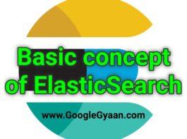Basic concept of ElasticSearch